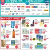 Watsons Labour Day Sale