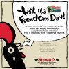 Nando's Freedom Day Special