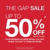 GAP Mid-Year Sale