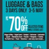 The Planet Traveller Luggage Sale