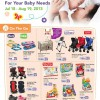 Babies 'R' Us Baby Month Promotions
