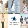 Kids 21 End of Season Sale