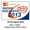 NATAS Holidays Travel Fair 2013 @ Singapore Expo