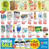 Watsons Member 1-For-1, Hot Buys & More Promotion