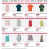 Uniqlo August Second Round Sale, Apparel @ $4.90 Only