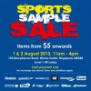 Royal Sporting House Sports Sample Sale