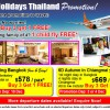 ASA Holidays Buy 3 Get 1 Free Thailand Travel Promotion