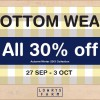 Lowrys Farm 30% Off Bottom Wear Sale Promotion October 2013