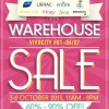 Beauty By Nature Warehouse Sale October 2013 @ Vivocity, 60-90% Discount Over 200 Products