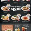 Manhattan Fish Market 1-For-1 Lunch Set Promotion October 2013
