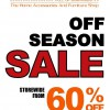 Molecule Off Season Sale @ Orchard Central, 60% Discounts & Up
