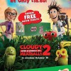 7-Eleven Milo Promotion – Redeem Free Movie Tickets To Cloudy With A Chance Of Meatballs 2