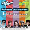 Watsons Running Man Priority Tickets Promotion, Spend $100 To Reserve One Day Early
