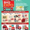BHG Expo Sale 2013, Up To 85% Off Over 200 Brands