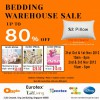 Oasis Living Singapore Bedding Warehouse Sale 2013 With Daily Special Buys Up For Grabs