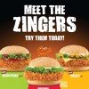 KFC New Zingers, Try Them Now In Asam Pedas & Cheezy Flavour