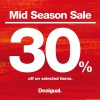 Desigual Mid Season Sale 2013: 30% Discount Off Selected Items
