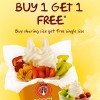 [BOGO] J.Cool 1 For 1 Yoghurt Sharing Size Promotion @ Junction 10 (Weekdays Only)