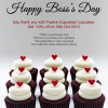 Twelve Cupcakes Boss Day Special 10% Off With Minimum Purchase Of 6