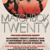 Matchbox Twenty First Ever Concert In Singapore November 2013