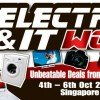 Harvey Norman Electrical & IT World Exhibition Sale @ Singapore Expo