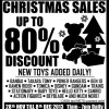 Sheng Tai Branded Toys Christmas Sale 2013: Up To 80% Discount On Bandai, Gundam, Hello Kitty & More