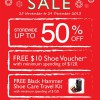 Black Hammer Christmas Sale 2013, Storewide Shoes Up To 50% Discounts