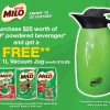 MILO Free 1 Litre Vacuum Jug Giveaway When You Purchase $25 Powdered Beverages November 2013