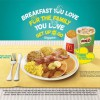 McDonald's Breakfast Deluxe Supreme Special Free Iced Milo Upgrade Promotion
