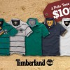 Timberland 2 For $109 Polo Tees Sale Promotion November 2013, Available @ All Timberland Stores