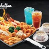 Manhattan Fish Market Seafood Flaming Platter Combo With Soup & Mocktail @ $36.95 Only