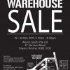 Converse Warehouse Sale 2013 by Alantic Sports: Expect Big Discounts On Shoes, Bags, Apparels & Accessories