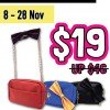 Dip Drops Singapore $19 Sling/Clutch Bag Special Buy November 2013 Promotion