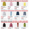 Uniqlo @ Liang Court Opening Specials November 2013, Apparels Starting From Just $7.90 Only
