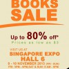 MPH Books Sale November 2013 @ Singapore Expo, Prices From $3