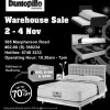 Cheap Mattress Centre Dunlopillo Warehouse Sale November 2013, Mattress Or Bedframe from $99