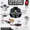 METRO TEFAL Kitchenware Year End Festive Sale Promotion, Actifry Trade-in For $359