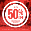 Cotton On 50% Off Womens & Mens Selected Styles Online Sale December 2013