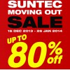 Royal Sporting House Moving Out Sale @ Suntec City: Up To 80% Off, Prices Starting From $5 Only