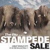 BritishIndia The Big Stampede Sale @ Great World City, Great Bargains On Colonial Era Inspired Fashion