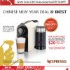 Nespresso $88 Off Umilk Coffee Machine @ Best Denki Outlets January 2014 Promotion