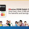 Passion POSB Dedit Card Announced: ATM + Debit + EZ-link + Passion + PayPass All-In-One Card