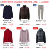 Uniqlo Limited Offer On HEATTECH Ultra Light Down Collection January 2014 Offer Promotion
