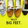 "Rockstar ""Hello Big Feet"" Offers 30% Off On Shoes For Guys & Ladies With Big Feet Sizes"