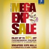 John Little Mega Expo Sale January 2014: Up To 80% Off Items + Free Home Delivery With $250 Spend