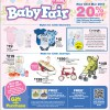 John Little Baby Fair 20% Off Kids Wear, Toys, Nursery Merchandise & Health Supplements