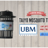 TAIYO Mosquito Trap Exclusive 15% Discount Offer 3 Days Only @ UBM Marketing