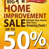 "Home-Fix ""The Big Home Improvement"" Sale March 2014 @ Thomson Plaza: Up To 50% Off"