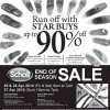 Scholl End Of Season Sale Wants You To Run Off With Star Buys Up To 90% Discounts @ The Chevrons