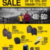 The Planet Traveller Goods Sale @ Paragon Event Hall May 2014